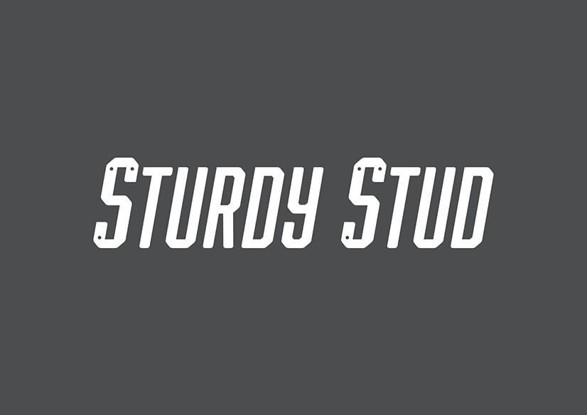 sturdy-stud